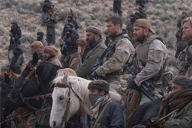 どんな状況でもあきらめない――勇気を胸に戦い抜いた、男たちの生きざまが胸に迫る