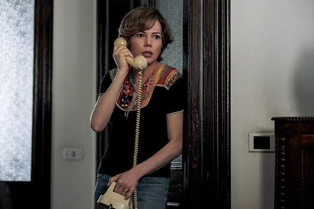 良作・人気作・傑作に立て続けに出演する旬の女優ウィリアムズが、新境地を開拓
