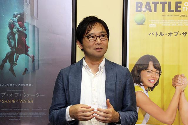 数々の名作を生み出してきたFOXサーチライトの平山氏は、なぜ本作を最も推すのか?