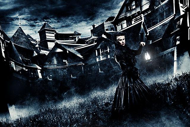 驚がくのストーリーの舞台は、現在も米カリフォルニア州に現存する「あの幽霊屋敷」!