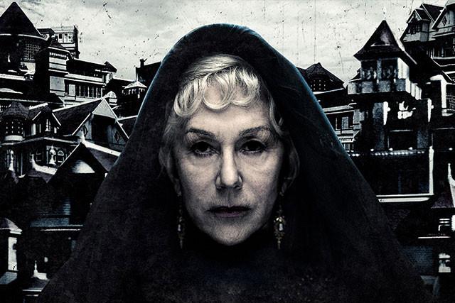 監督たちの才能にほれ込んだ大女優ヘレン・ミレンが、初の本格ホラー出演!