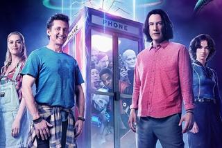 ビルとテッドの時空旅行 音楽で世界を救え!の注目特集