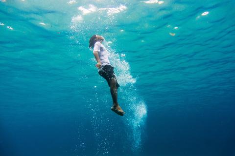 海だけが知っている