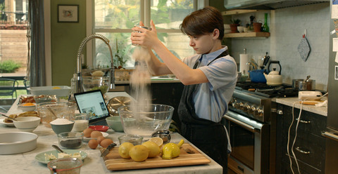 エイブのキッチンストーリー
